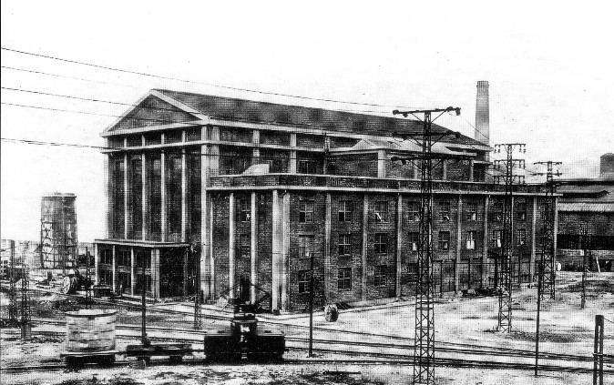 Blackkamera en el edificio Ilgner de Barakaldo