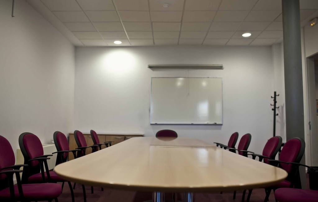 Empezamos los cursos de Blackkamera en el edificio Ilgner