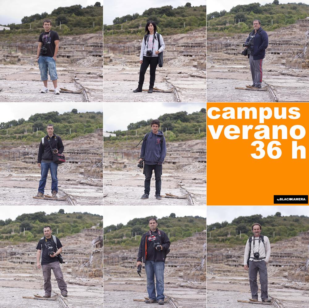 Campus de verano 2012