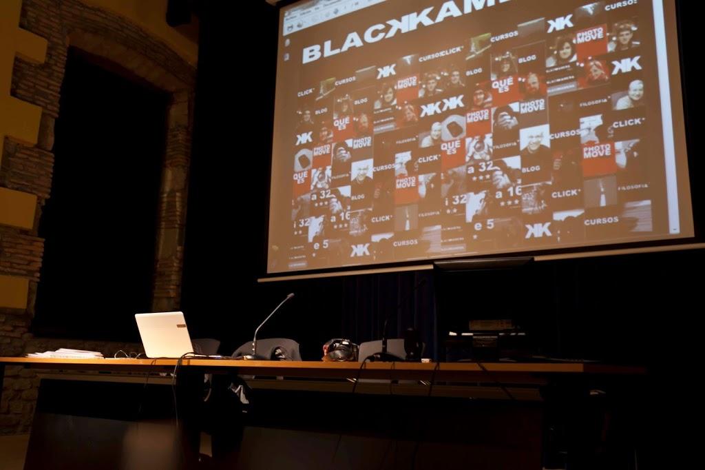 Curso de Blackkamera Balmaseda