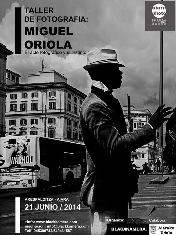 Taller de Miguel Oriola