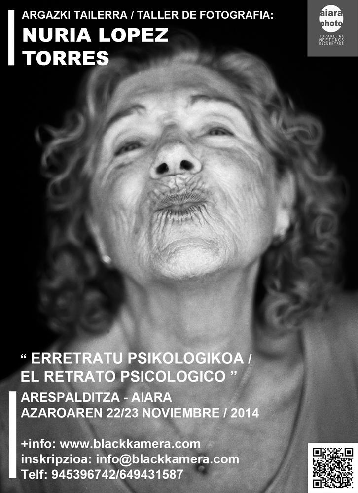 """Taller de Nuria Lopez Torres """" El retrato psicologico """""""