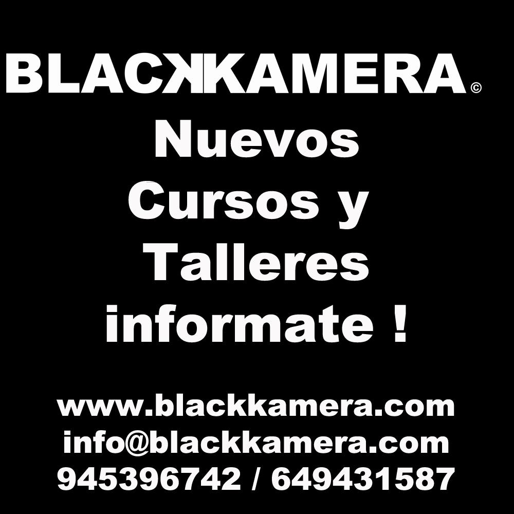 Nuevos cursos en Blackkamera 2014/15