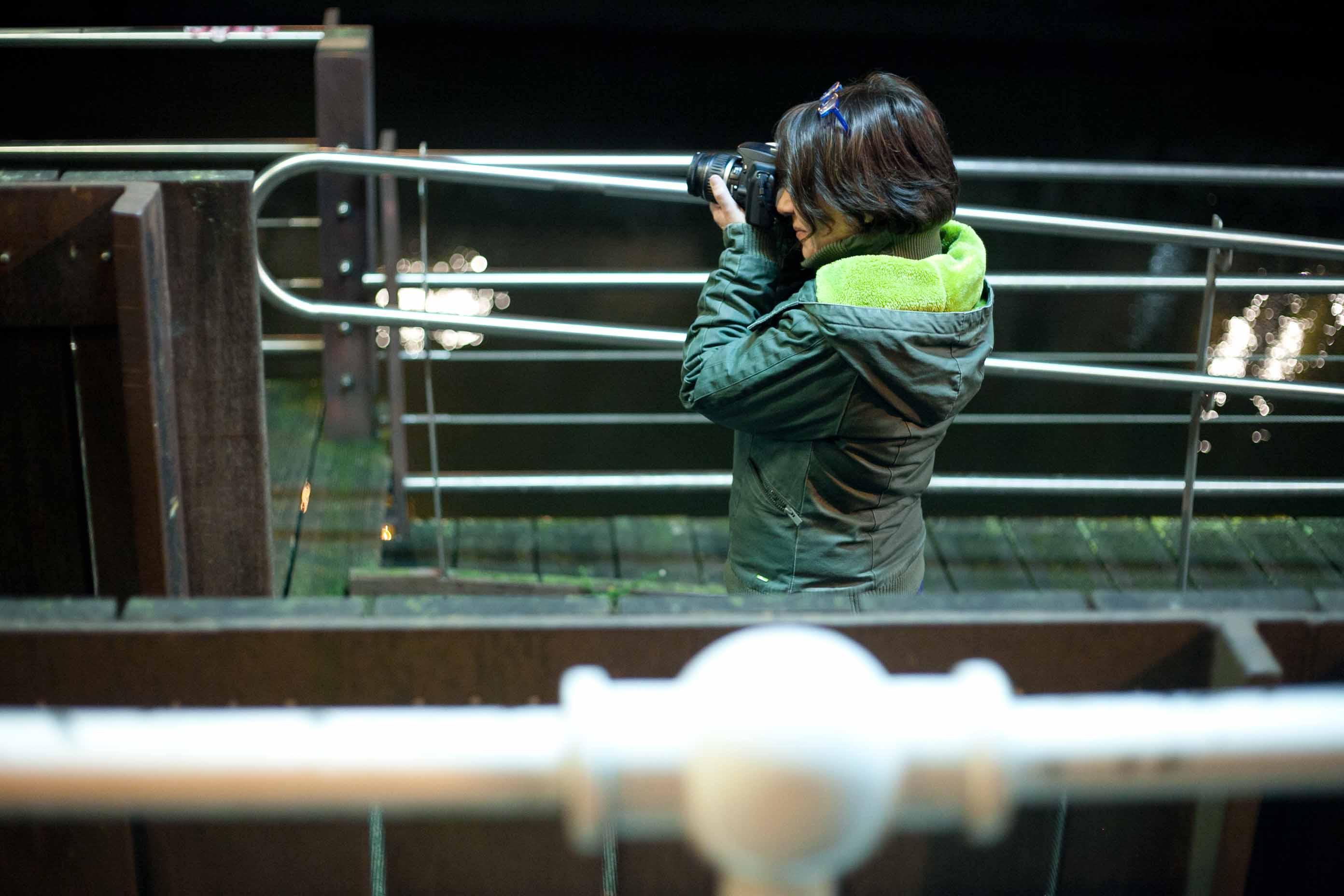 Curso de Iniciación a la fotografia en Bilbao....para repetir.