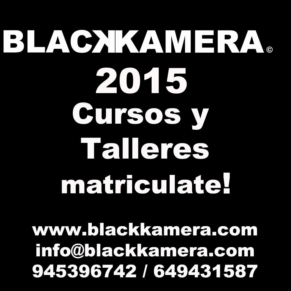 !! Matriculate !!, en Blackkamera