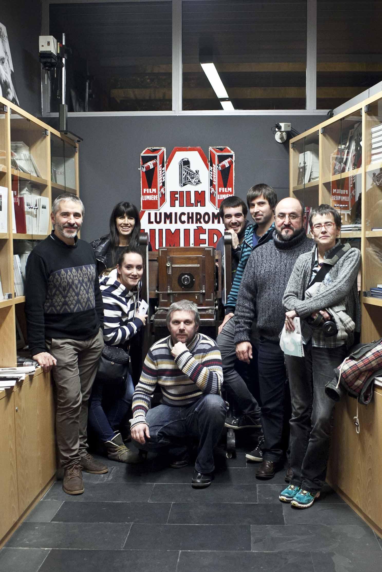 Photomuseum de Zarautz, de Niepce a Momeñe