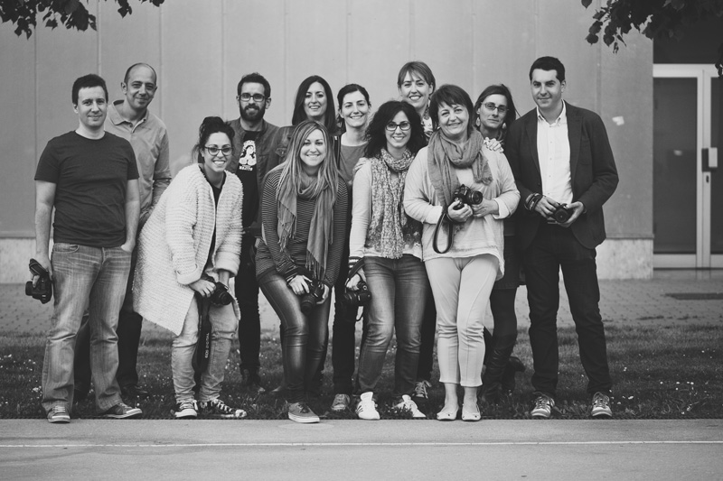 Nuevo grupo en Gasteiz de Blackkamera