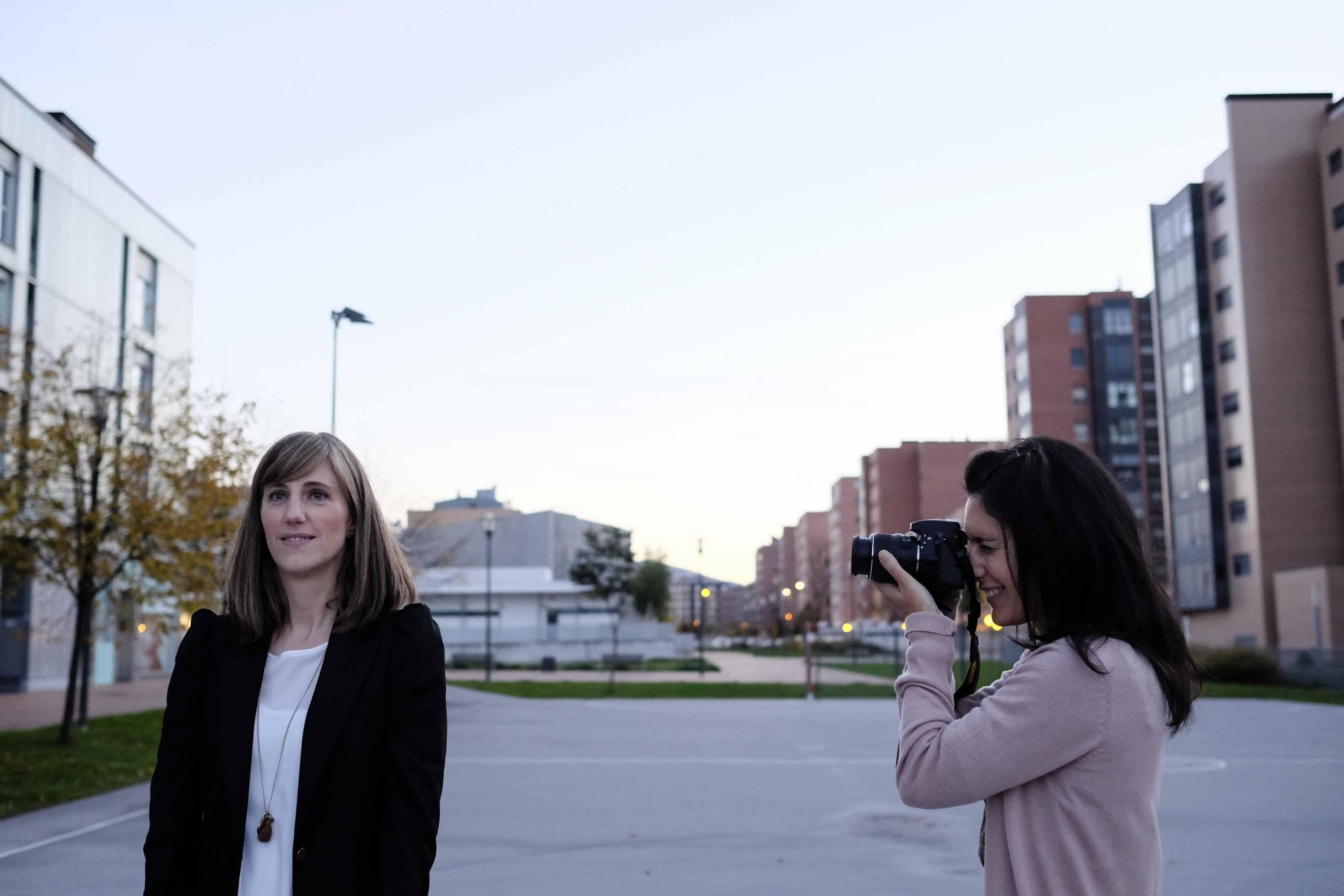Cursos de Iniciación a la fotografía en Gasteiz Vitoria