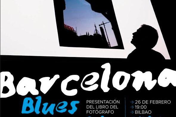 """Presentación del Libro de Rafa Badia """" Barcelona Blues """"."""