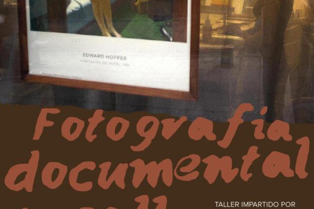 Taller de fotografía de calle con Rafa Badía