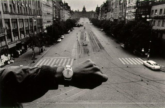 Contactos 15 # Josef Koudelka