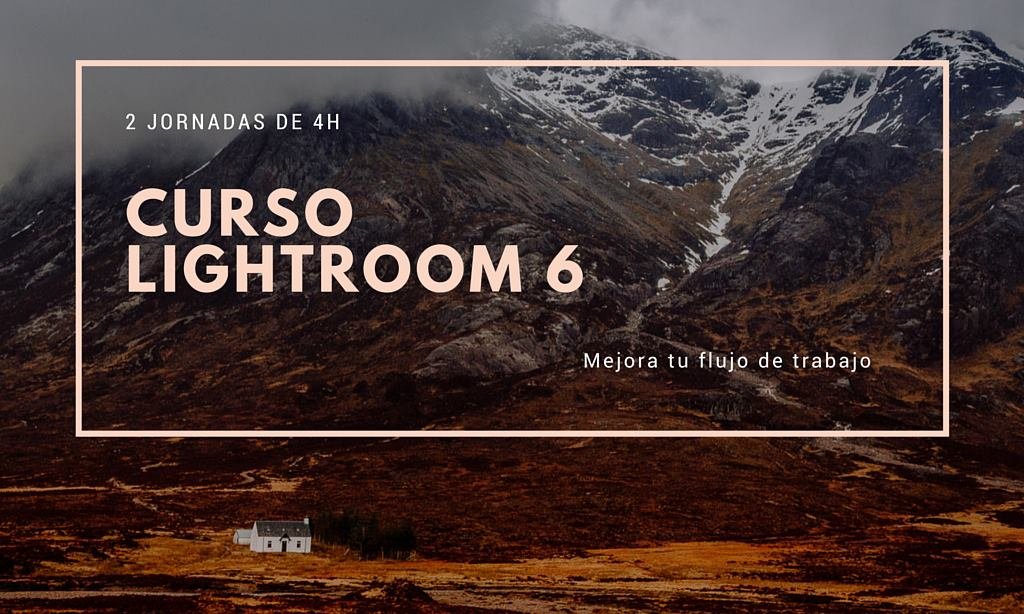 Curso de Lightroom 6 con Blackkamera