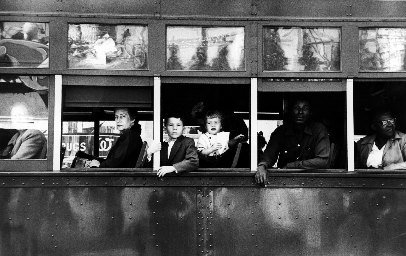 Contactos 6 # Robert Frank / Los Americanos 1ª parte