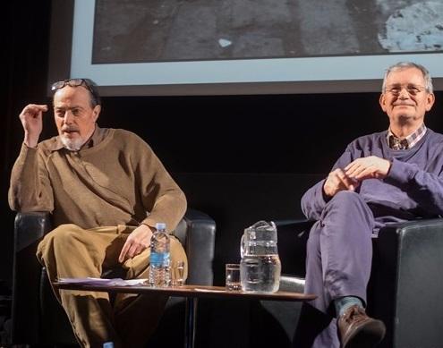 Bruce Gilden y Martin Parr, mano a mano