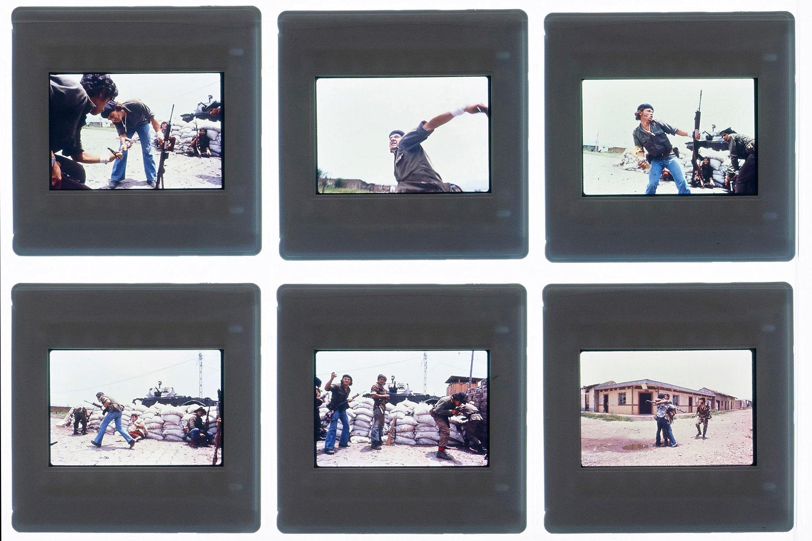 Contactos 3 # Susan Meiselas