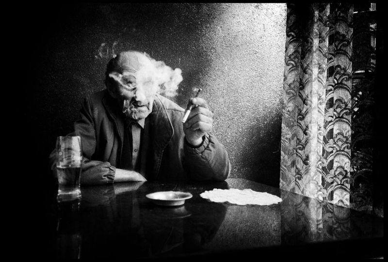 Letras y Fotografía # 26 - Michael Ackerman