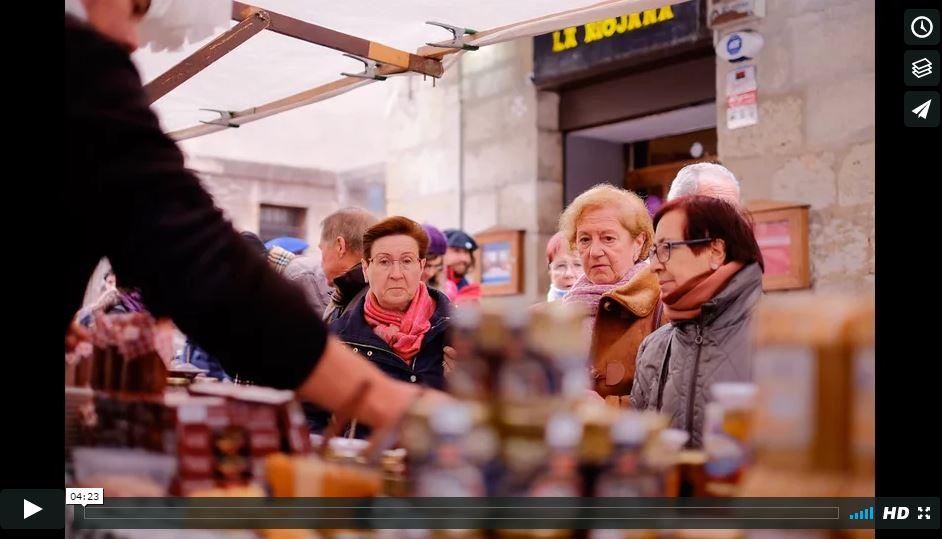 Mercado de la Almendra / Almendrako azoka - Vitoria-Gasteiz