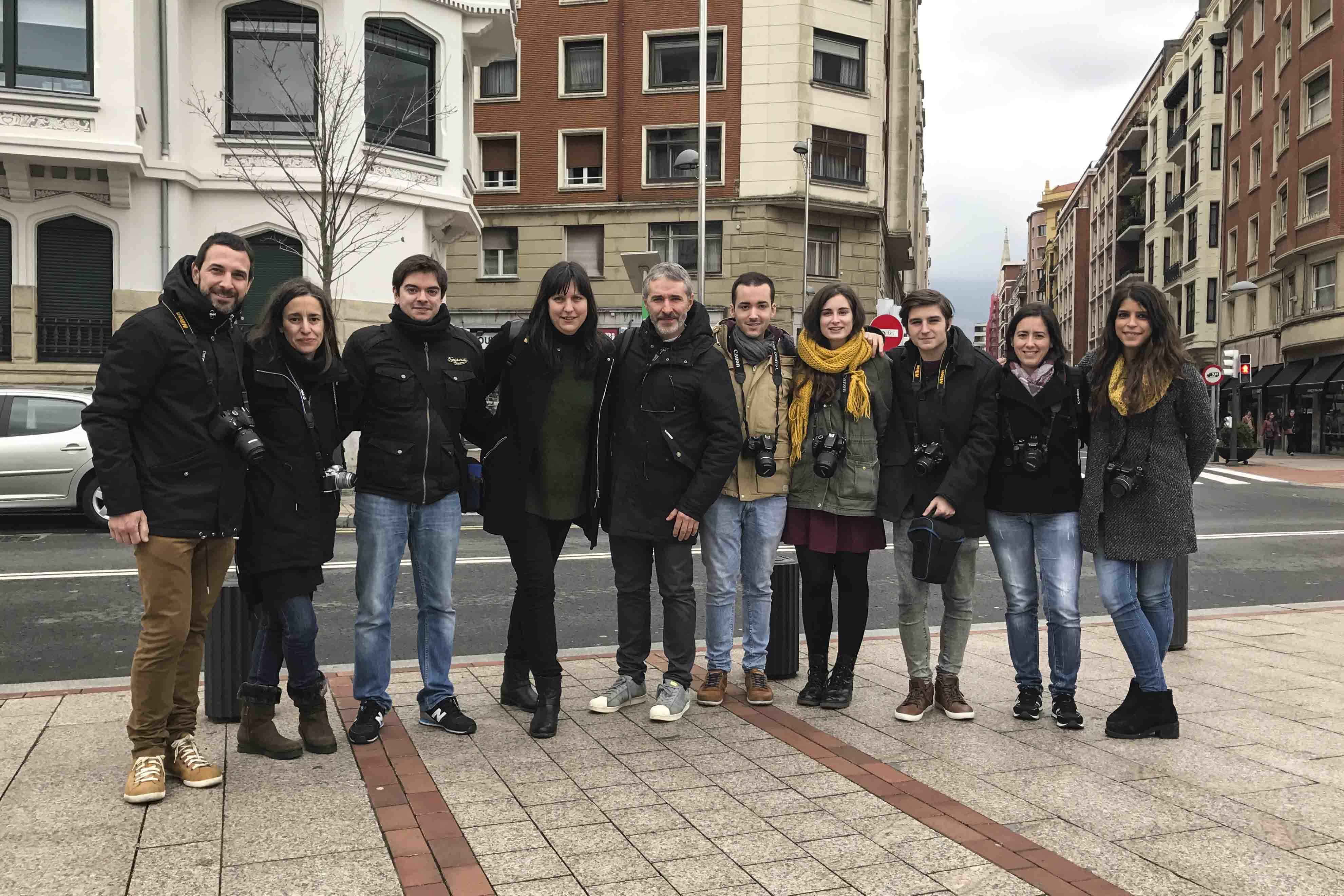 Curso de iniciación de fin de semana en Bilbao