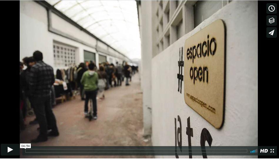 Mercado Open Your Ganbara - Bilbao / Bilbo Open Your Ganbara Azoka