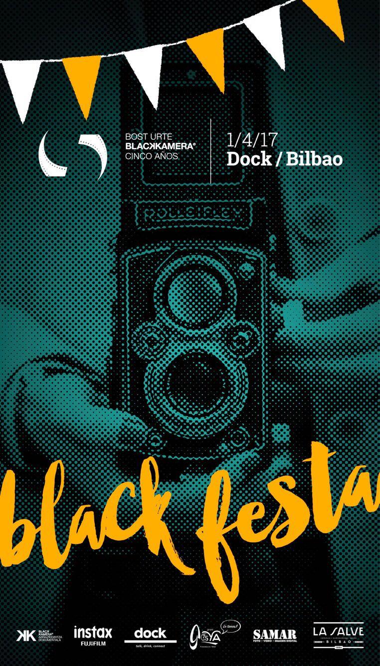5º Aniversario de Blackkamera - BlackFesta