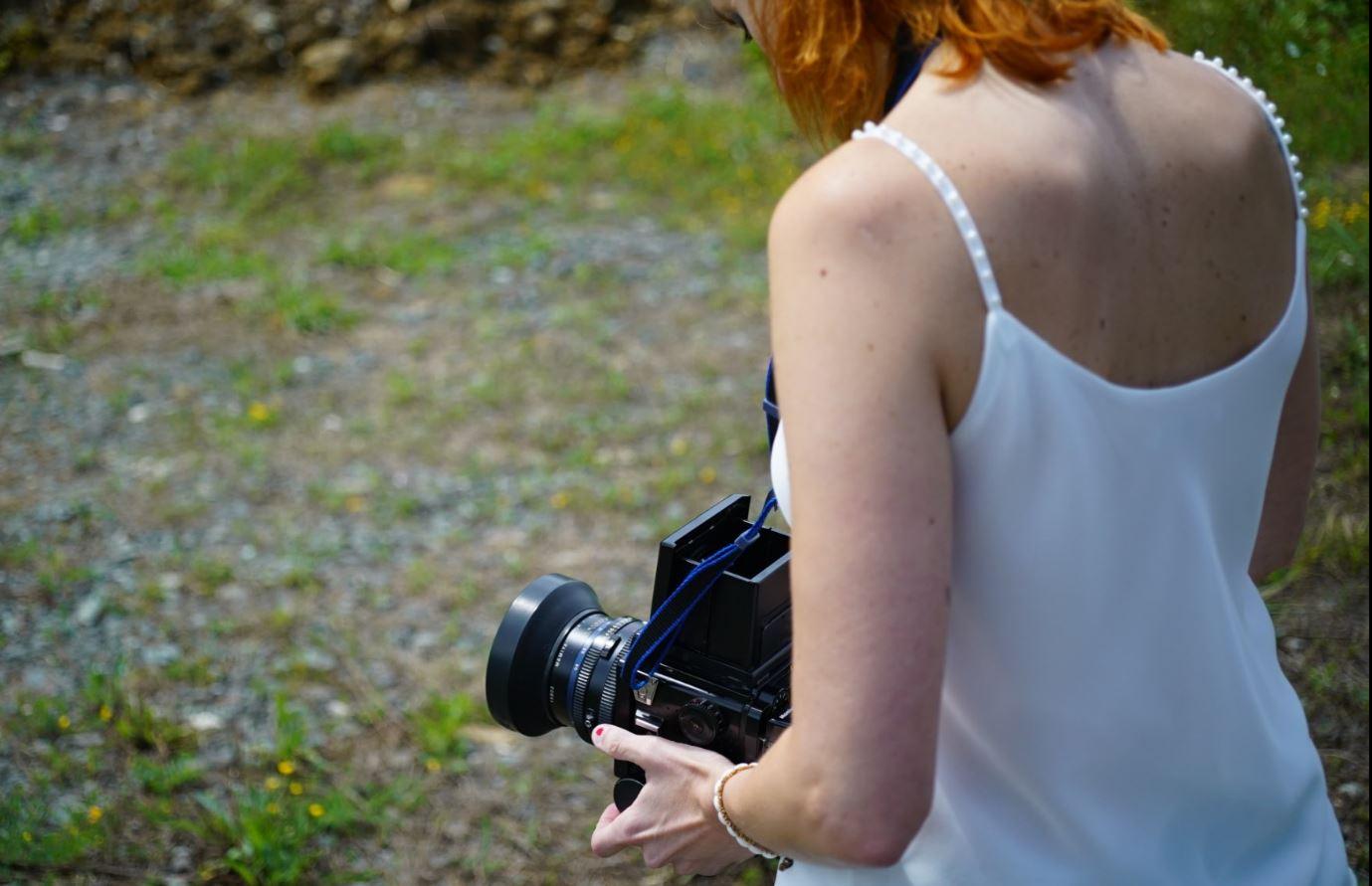 Nuevos cursos con Camaras de Medio y gran Formato