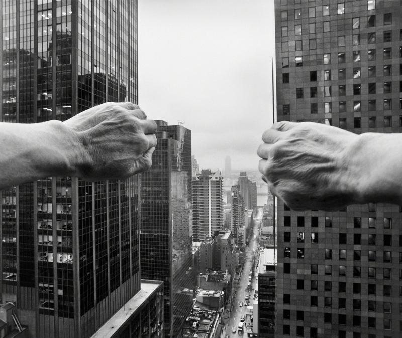 Letras y Fotografía # 40 - Arno Rafael Minkkinen