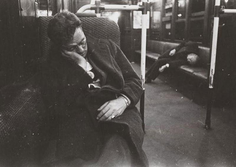 Letras y Fotografía #39 - Stanley Kubrick