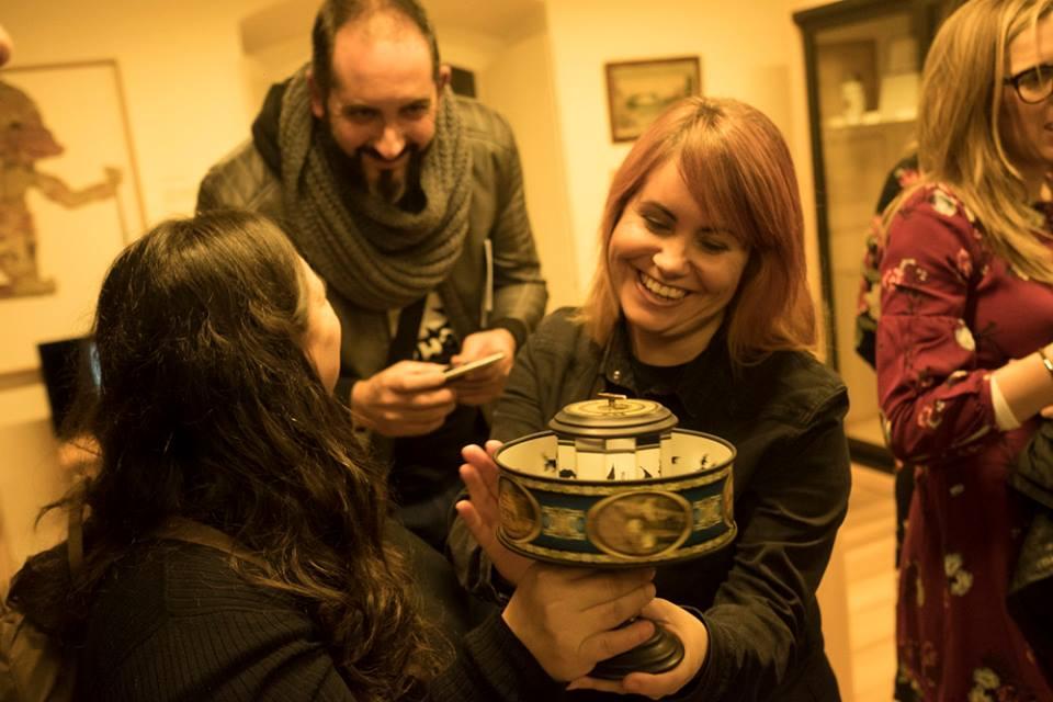 Visita al Photomuseum en Diciembre