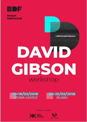 WORKSHOP DAVID GIBSON