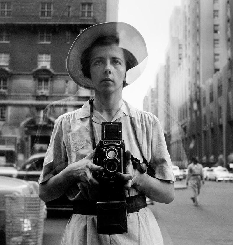 Letras y Fotografía # 57 - Vivian Maier