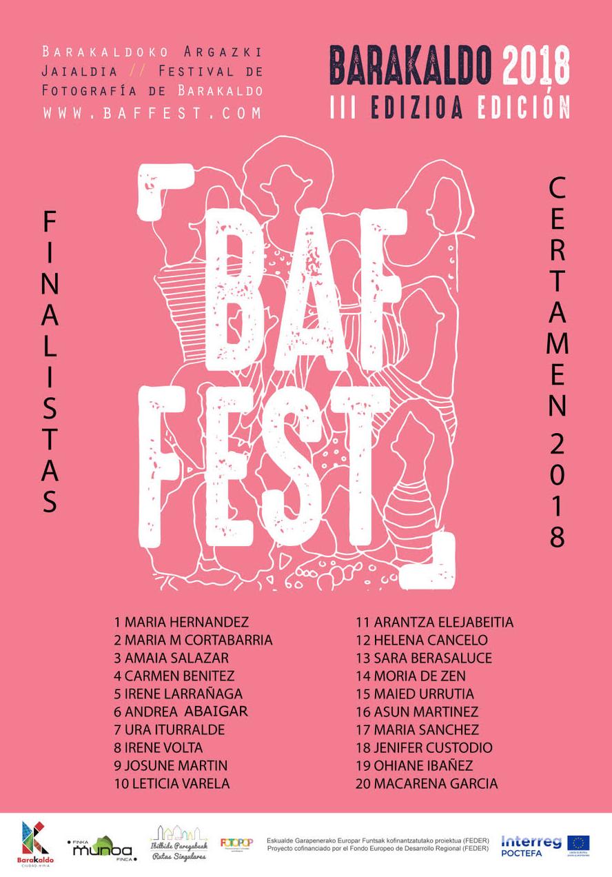 Finalistas en el Baffest, cuatro alumnas de Blackkamera.