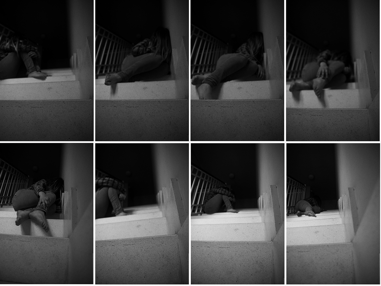 Practicas del Curso Avanzado de fotografía. Secuencias.