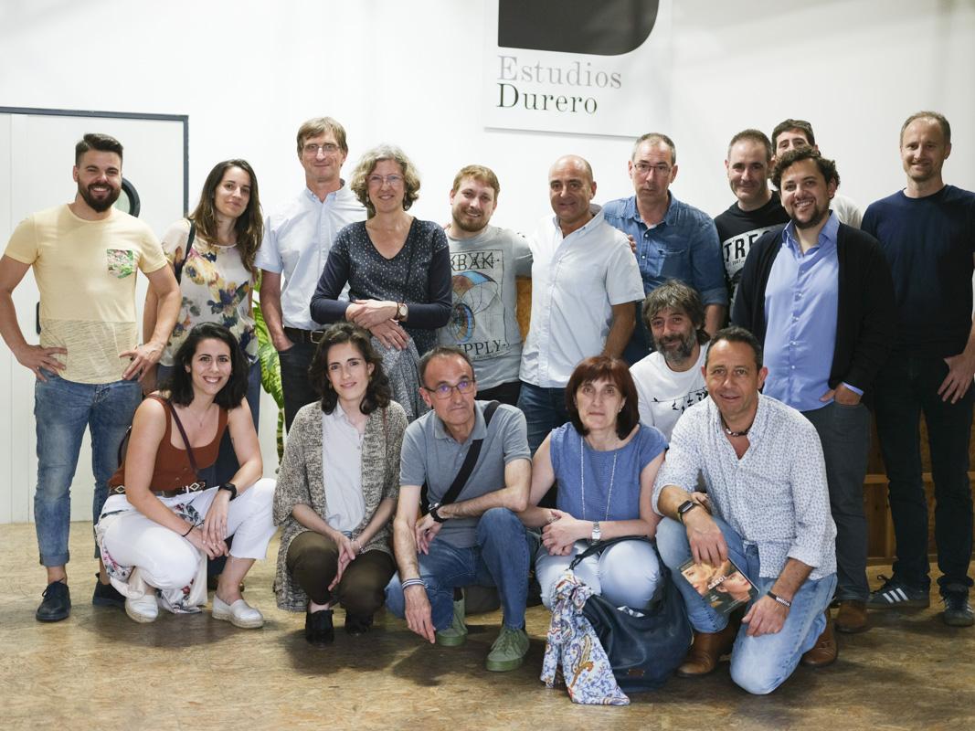 Visita a Estudios Durero.
