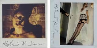 Letras y Fotografía # 63 - Helmut Newton