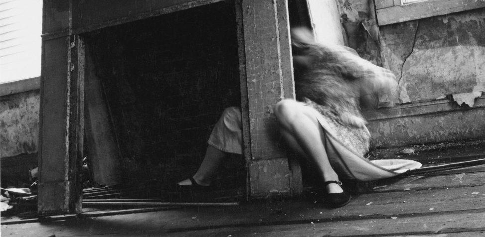 Letras y Fotografía # 78 Francesca Woodman