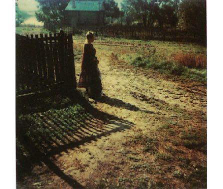 Letras y Fotografía # 76 Andrei Tarkovsky