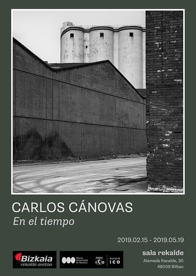 Visita guiada a la exposición de Carlos Cánovas en la Sala Rekalde