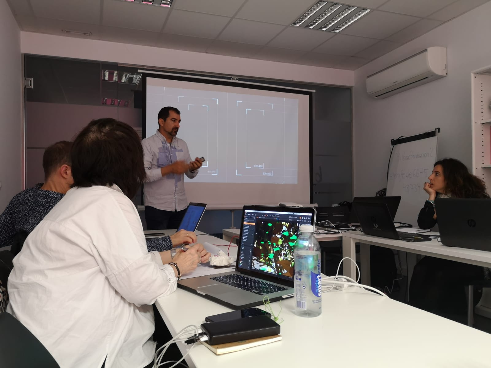 Taller de Capture One con Hugo Rodriguez