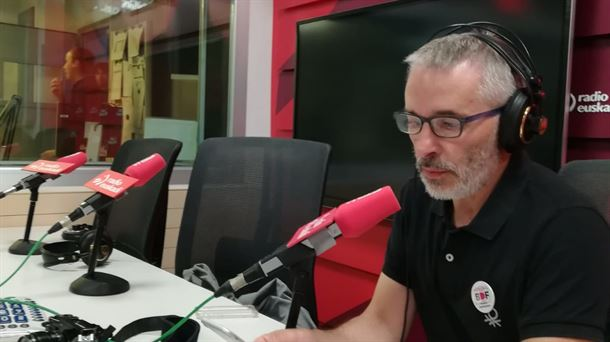 Boulevard Magazine con Josu Zaldibar en Radio Euskadi. El paisaje