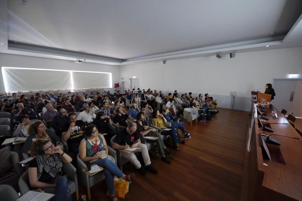 El Basquedokfestival se consolida como referente de la fotografía documental en Euskadi.