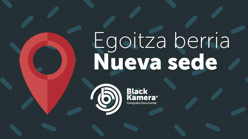 Nueva sede de Blackkamera en Bilbao.