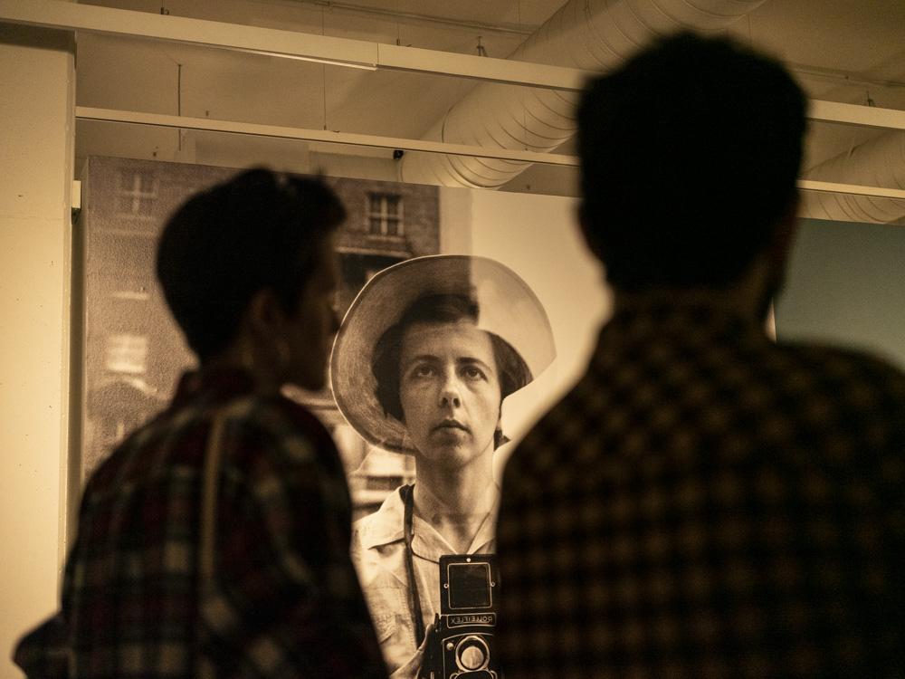 Visita de Blackkamera a la exposición de Vivian Maier