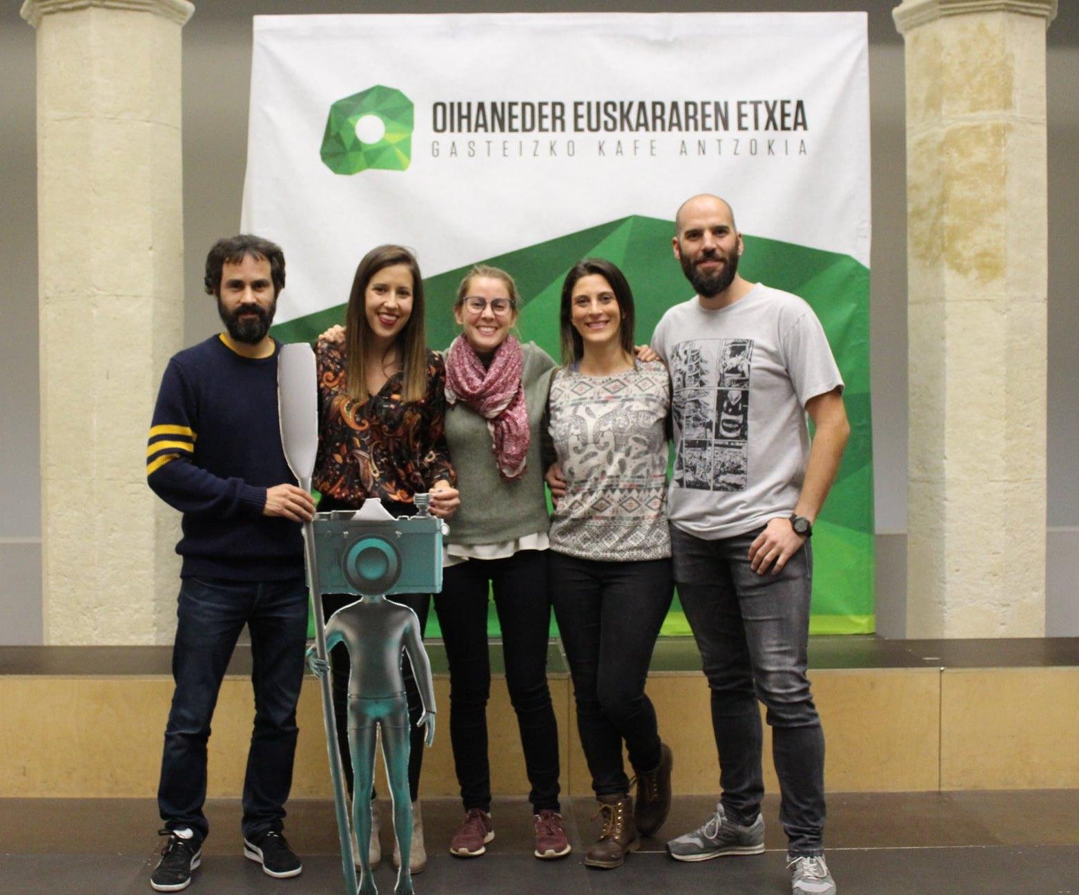 Diego Gomez, alumno de Blackkamera ganador de los GAW 2019