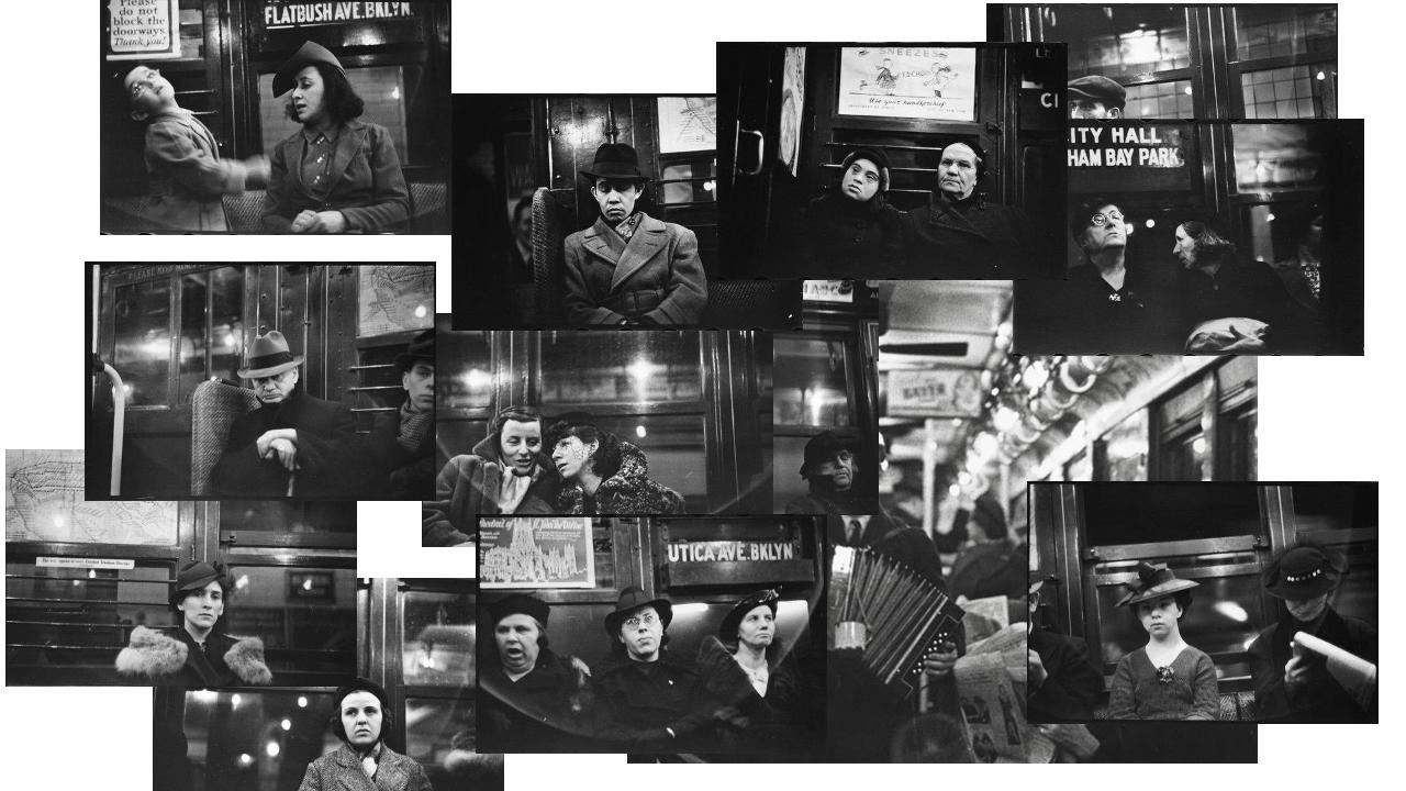 Letras y Fotografía # 90 - Walker Evans