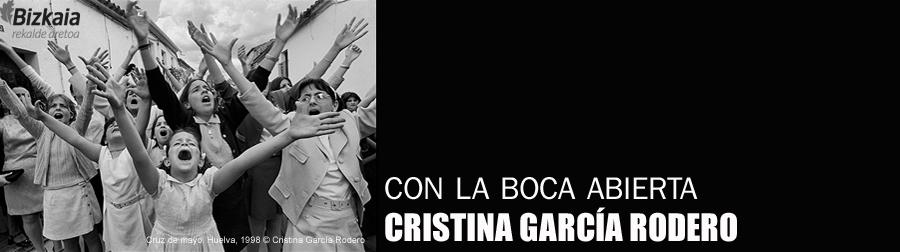 Última visita guiada a la exposición de Cristina García Rodero.