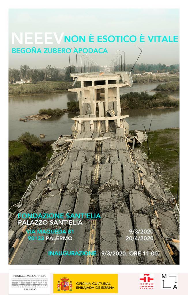 Exposición de Begoña Zubero en Palermo