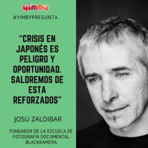 Entrevista de Yimby a Josu Zaldibar