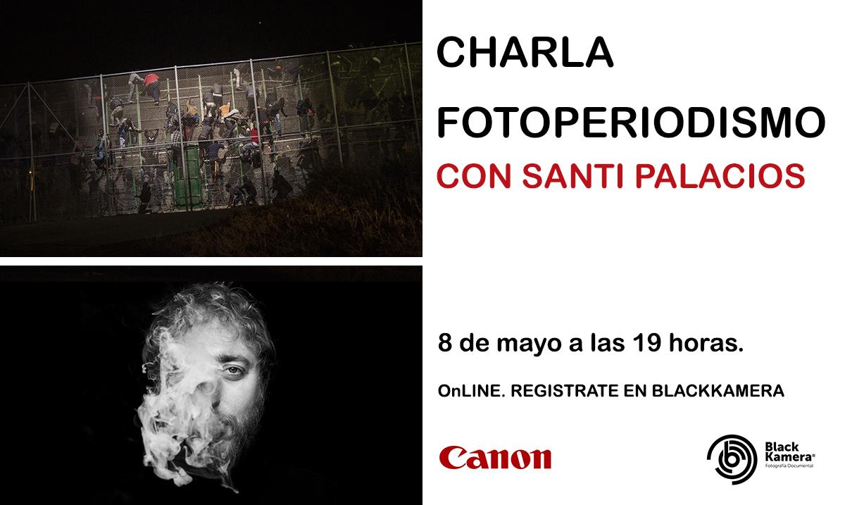 Conferencia Online con Santi Palacios