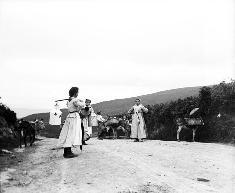 LF # 97 Eulalia Abaitua: primera fotógrafa vasca.