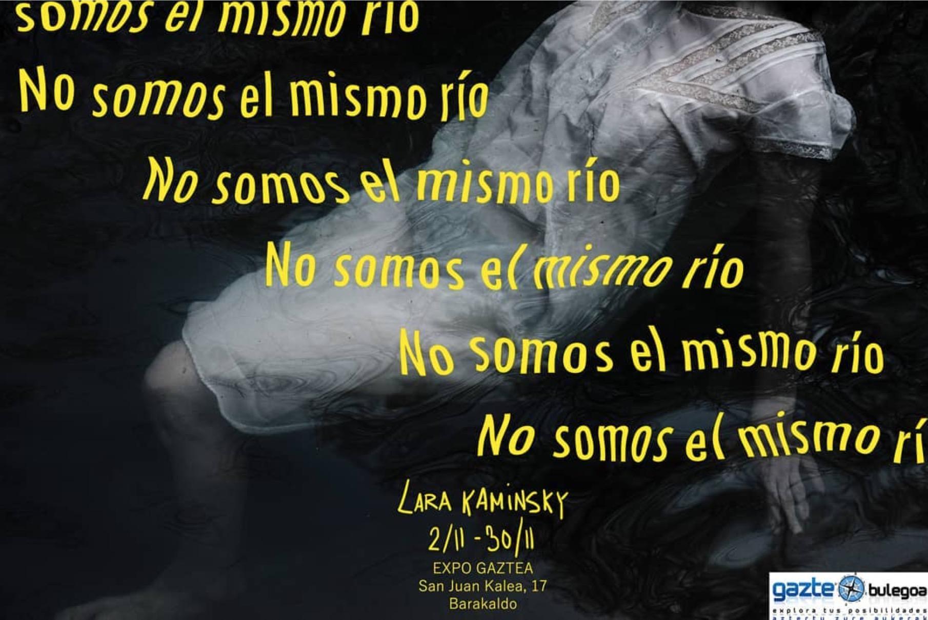 Exposición de Lara Kaminsky en Barakaldo.